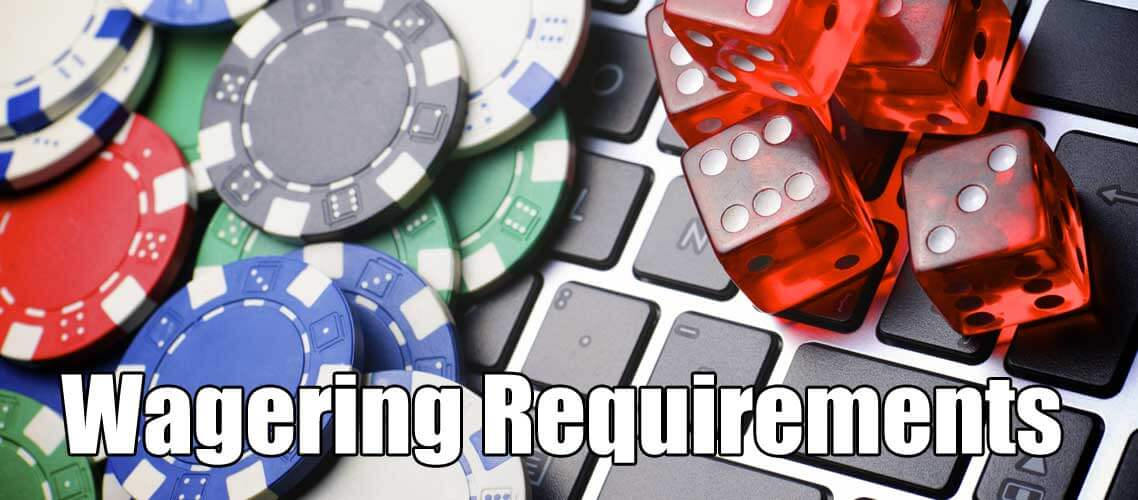 casino wage requirements