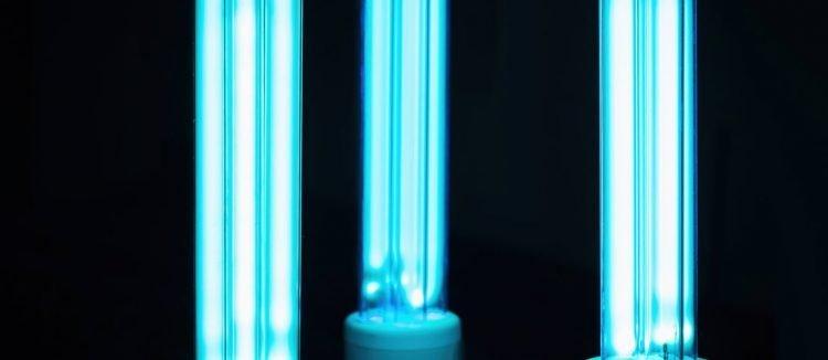 uvc light kills covid and deadly bacteria
