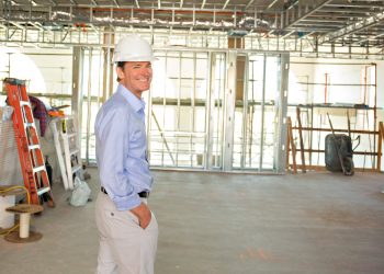 Paul Griffin III, a fifth-generation member of the Griffin family homebuilding empire and CEO of Griffin Living.