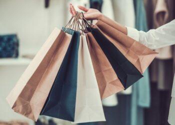 Shopping binge